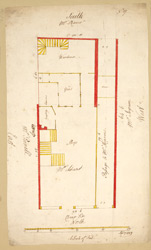 [Plan of property on Cheapside] 125 B